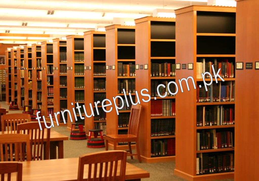 Wooden Library Furniture ~ Library furniture plus